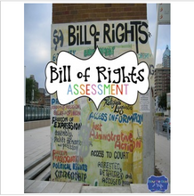 Load image into Gallery viewer, Bill of Rights Assessment Pack