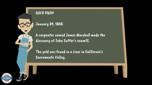 California Gold Rush Video