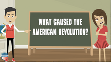 Load image into Gallery viewer, Causes of the American Revolution video