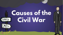 Load image into Gallery viewer, Causes of the Civil War Video