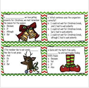 Christmas Conjunctions