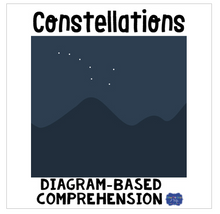Load image into Gallery viewer, Constellations Diagram & Comprehension Questions