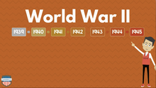 Load image into Gallery viewer, World War II Video