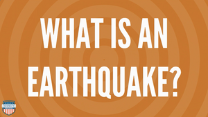 Earthquakes Video
