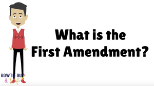 First Amendment and Bill of Rights video