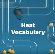 Load image into Gallery viewer, FREE Heat Vocabulary Student Informational Video