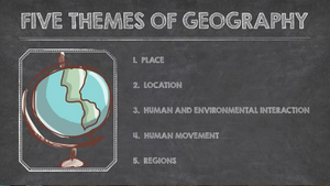 Geography Video