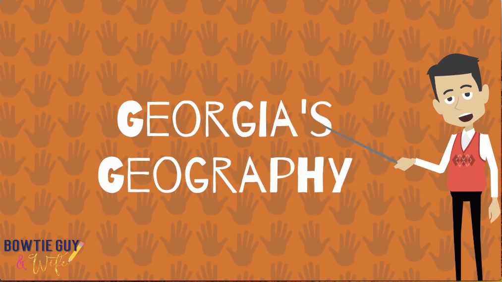 Georgia's Geography and Climate Student Informational Video