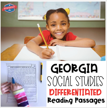 First Grade Social Studies Reading Passages w/Audio/Video Files