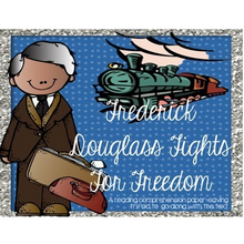 Load image into Gallery viewer, Frederick Douglass Fights for Freedom {Paper saving Trifold}