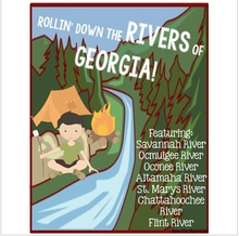 Load image into Gallery viewer, Georgia Rivers Differentiated Reading Passages