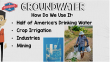 Load image into Gallery viewer, Groundwater and Surface Water Student Informational Video
