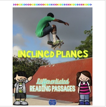 Load image into Gallery viewer, Inclined Plane {Differentiated Close Reading Passages & Questions}