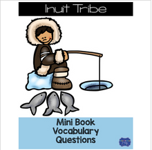 Load image into Gallery viewer, Inuit Tribe Mini Book