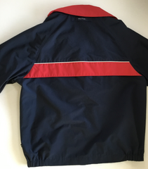 Nautica Men's Two Tone Windbreaker Small