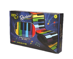 Rock n Roll Rainbow Piano