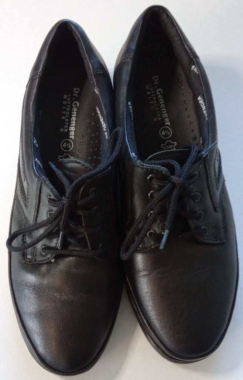 German quality Luftpolster by Ara, women's lace up walking shoes size 6.5 US