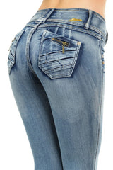 M.Michel Jeans, Levanta Cola, Push-Up