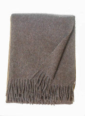 Bern Alpaca & Lambswool Throw (5 colours)