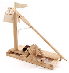 Leonardo Da vinci Trebuchet model kit