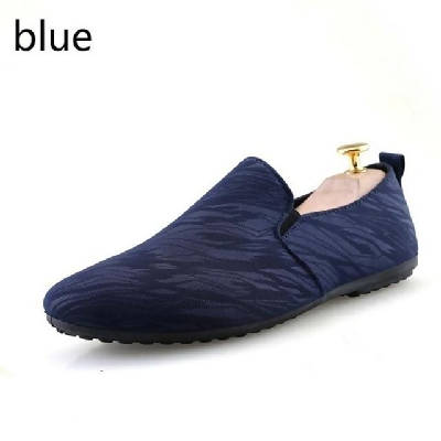 British Pedal Slippers