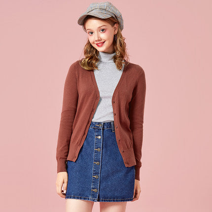 SEMIR Knitted Cardigan