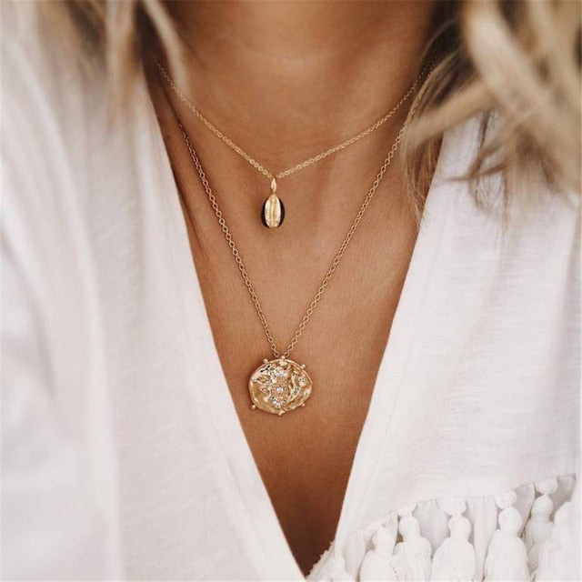 Bohemian Necklaces