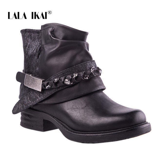 LALA IKAI - Ankle Boots