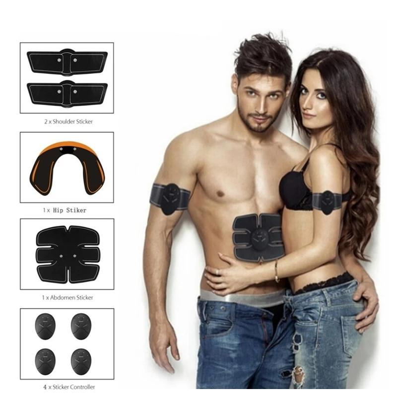 Abdominal Muscle Stimulator - 2/4/6/8pcs Set