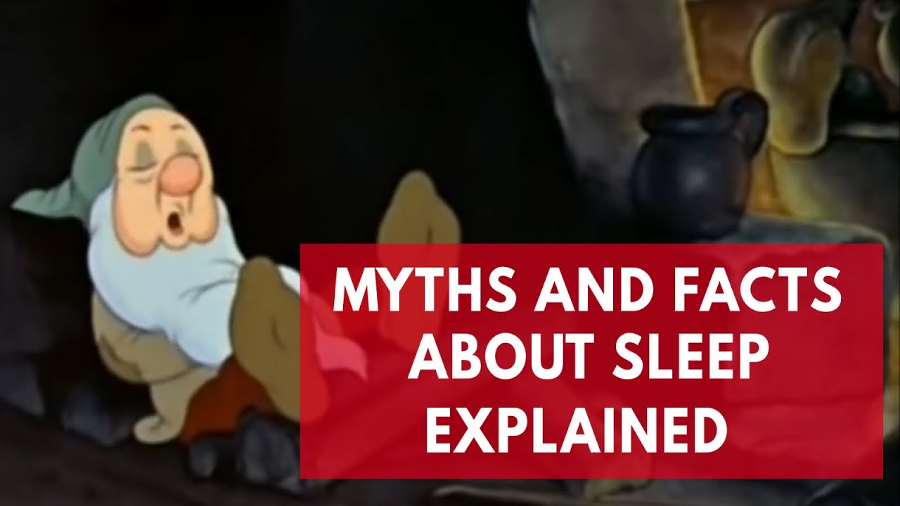 Myths and Facts About Sleep Image
