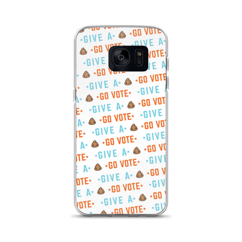 Go Vote Samsung Case