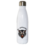 Trad Bear Stainless Steel Water Bottle - XLAPPAREL