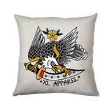 Trad Eagle Cushion - XLAPPAREL