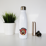 Furious Hand Stainless Steel Water Bottle - XLAPPAREL