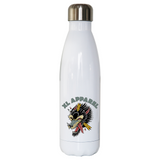 Wounded Wolf Stainless Steel Water Bottle - XLAPPAREL