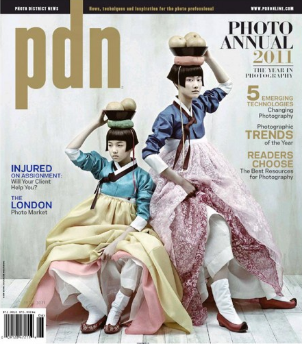 Photo District News - Photo Annual 2011