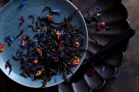 premium black tea blends at Bellocq Tea Atelier. Our loose leaf black tea blends are elegantly curated and artisan sourced.