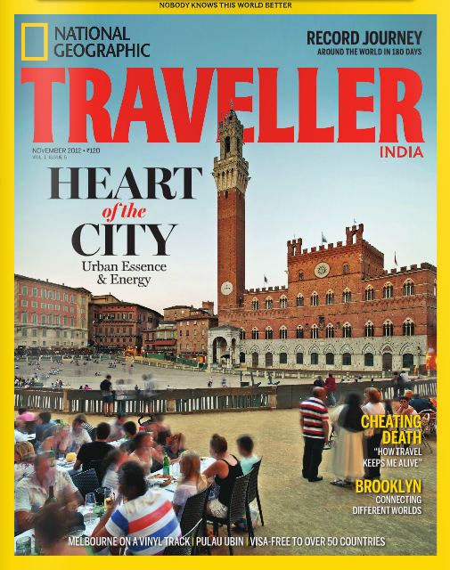 National Geographic Traveler (India)