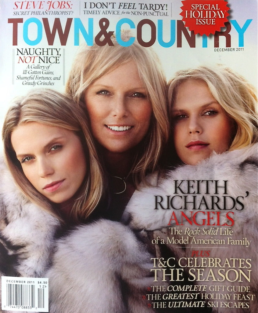 Town & Country - SEASON'S EATINGS