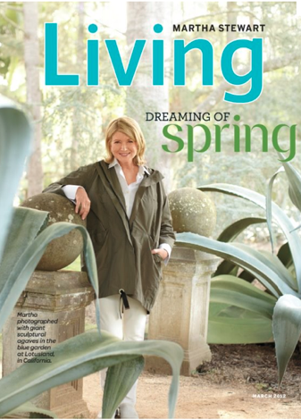 Martha Stewart Living   A New Leaf