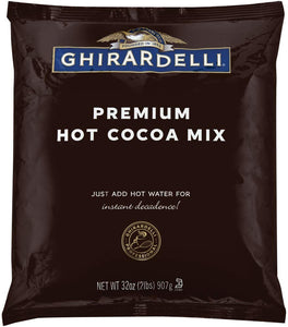 Ghirardelli Chocolate Premium Hot Cocoa, 2 lbs Package 1
