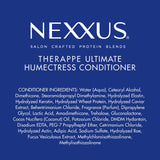 Nexxus Humectress Moisturizing Conditioner for Dry Hair Ultimate Moisture Silicone-Free, Moisturizing ProteinFusion with Elastin Protein and Green Caviar 33.8 oz