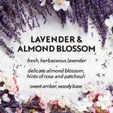 Air Wick Essential Mist, Essential Oil Diffuser, (Diffuser + 1 Refill), Lavender and Almond Blossom, Air Freshener Lavender and Almond Blossom Startet Kit