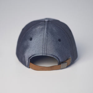 Denim Low-Crown Six Panel Cap