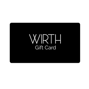 WIRTH Gift Card