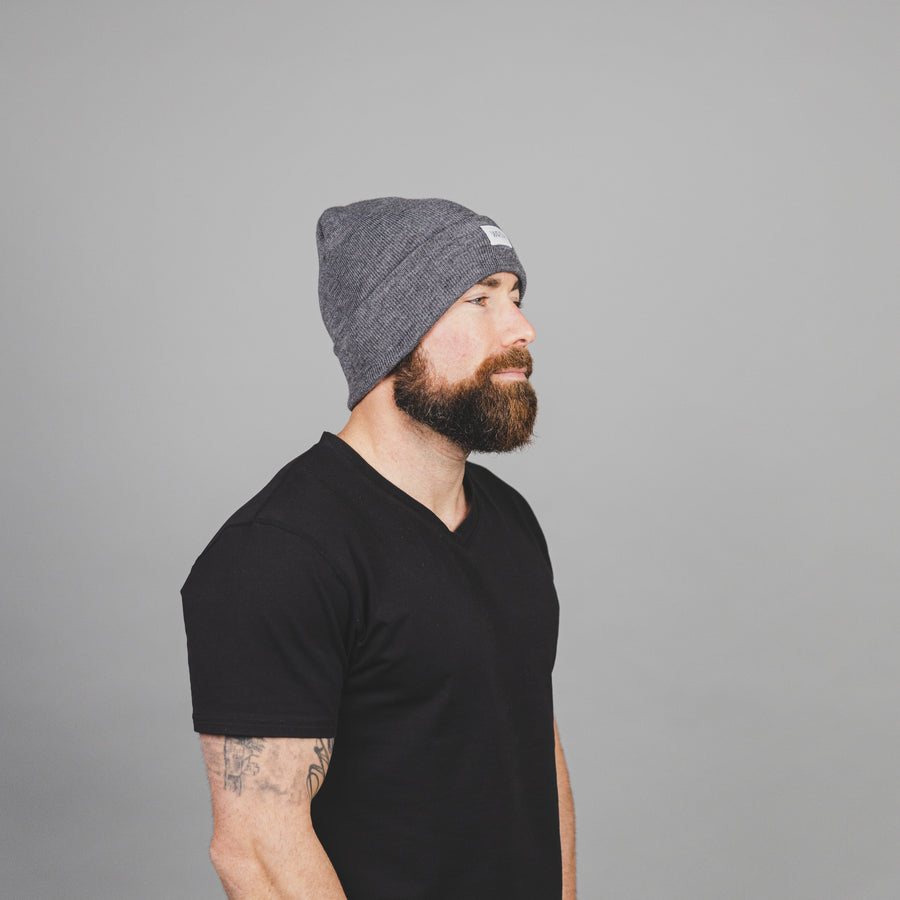 The Fog Horn (Grey Toque)