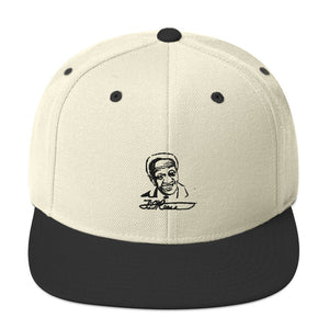 FD Reese Silhouette Snapback Hat