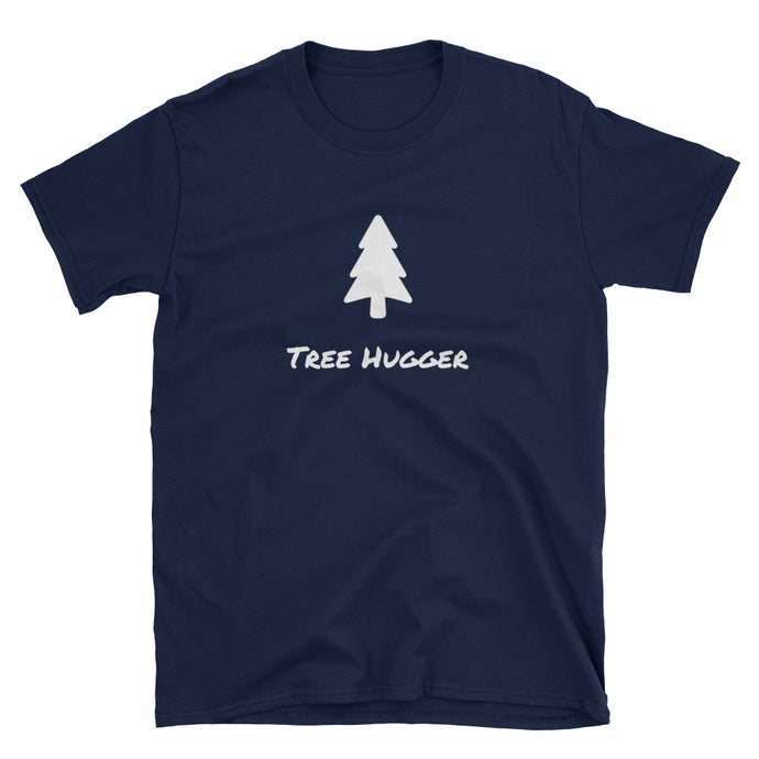 Tree Hugger T-Shirt - Navy
