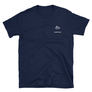 Yacht Party T-Shirt - Navy