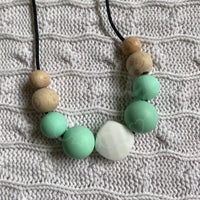 BIG CLEAN OUT! Necklace - Alice Mint